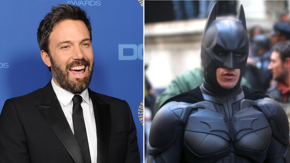"Post-traumatic ""Daredevil"" viewing was rampant in August when Warner Bros. announced that Ben Affleck was going to play another superhero. The world <a href=""http://www.cnn.com/2013/08/23/showbiz/movies/ben-affleck-batman-reaction"">nearly went into meltdown</a> in fear of Affleck putting on the cape and cowl. We still shudder at the thought, but it should be noted that Affleck has had a number of <a href=""http://marquee.blogs.cnn.com/2013/08/29/michael-keaton-supports-batfleck-and-more-news-to-note/"">high-profile defenders</a> -- and, he did win that Oscar with last year's ""Argo."""