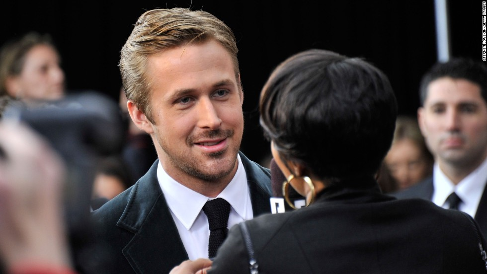 Come on. It's Ryan Gosling!