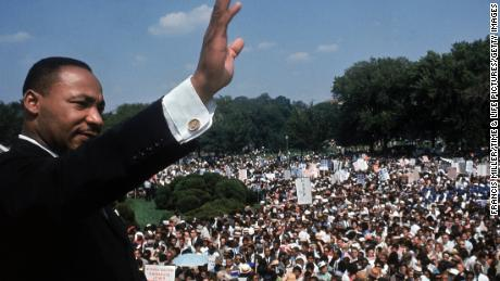 The legacy of Martin Luther King Jr.