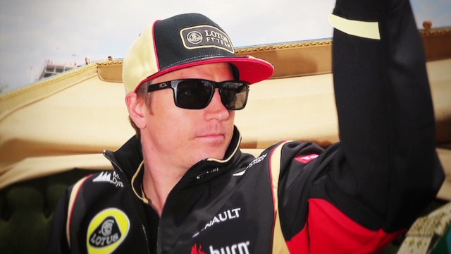 Lotus hopeful on Raikkonen