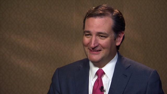 Sen. Cruz: 'Grassroots tsunami'