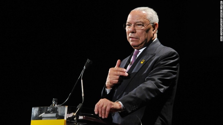 New hacks reveal details on DNC donors, Colin Powell