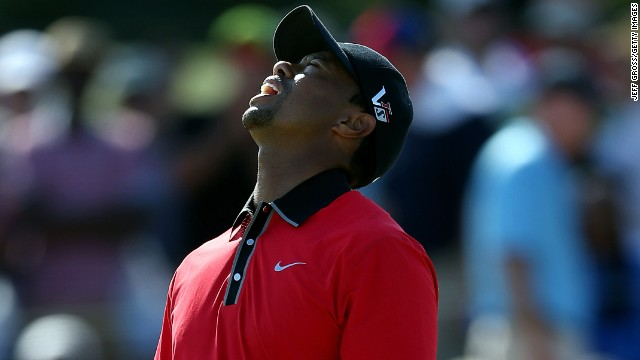 Tiger Woods has parted company with EA Sports following 14 editions of the video game bearing his name.