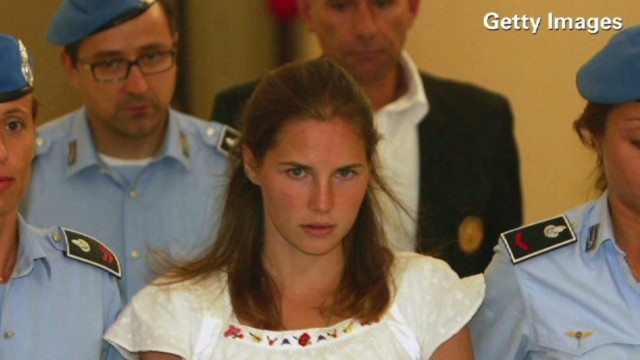 Amanda Knox won't return to Italy