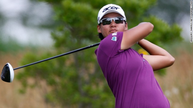 Yani Tseng joined the LPGA Tour in 2008 and is a five-time major winner.