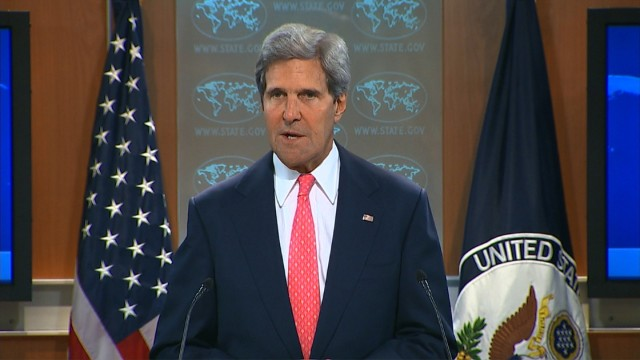 Kerry: Chemical use a 'moral obscenity'