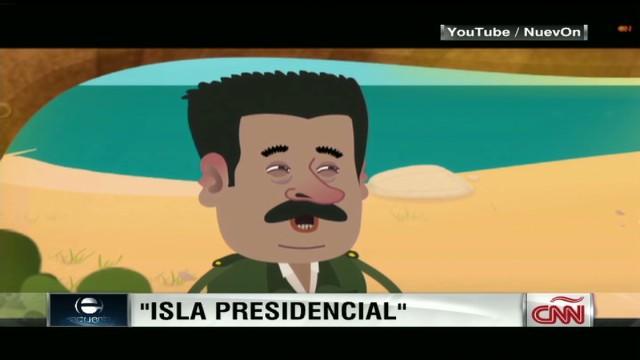 cnnee encuentro show presidential island intvw _00013829.jpg