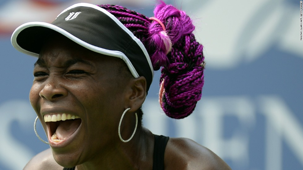 Venus Williams hasn't played a lot of tennis this summer but the seven-time grand slam champion in singles surrendered only three games to Wimbledon semifinalist Kirsten Flipkens.