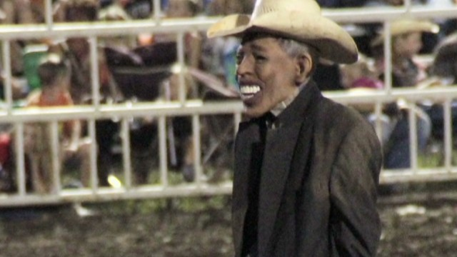 Rodeo clown: Obama mask a joke
