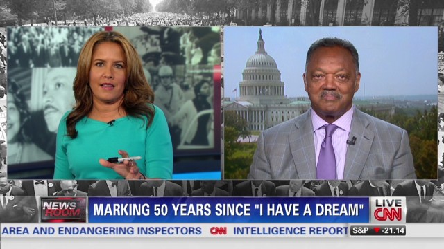50 years since 'I Have a Dream'