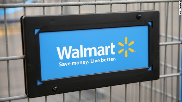 Wal-Mart CEO on wages, veterans programs