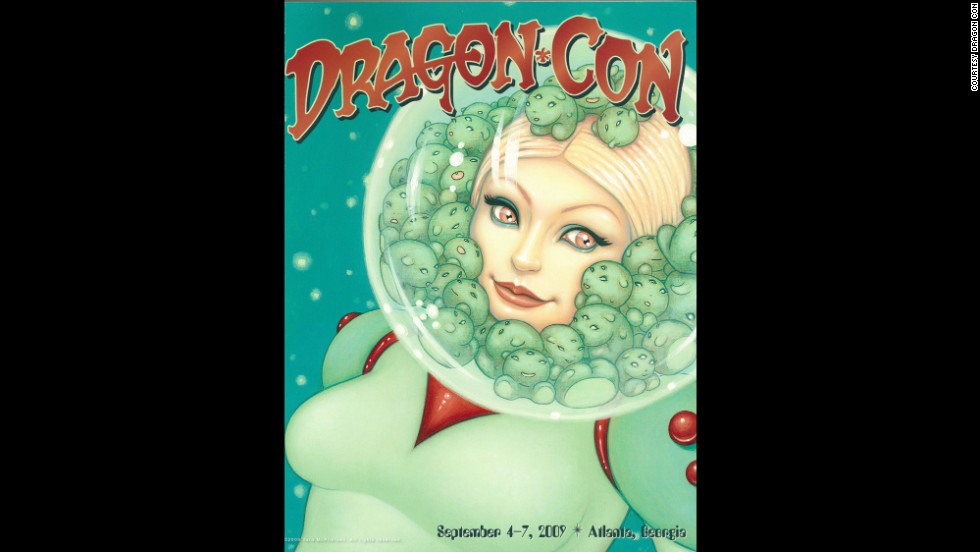 """""""Troubles With Heroes"""" by Tara McPherson in 2009"""