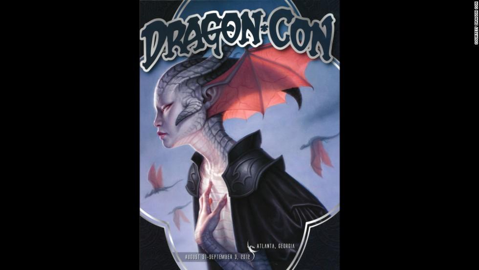 """""""The Dragon Empress"""" by Dan dos Santos in 2012"""