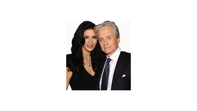 Douglas, Zeta-Jones to call it quits?