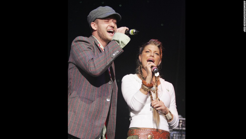 "Before Britney Spears, Cameron Diaz and Jessica Biel, Justin Timberlake was attached to another star: <a href=""http://www.cosmopolitan.com/celebrity/exclusive/Fergie-Gets-It-Started-3"" target=""_blank"">Fergie, before the Black Eyed Peas.</a>"