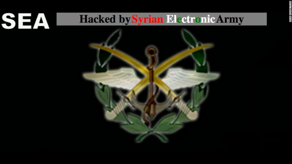 "<strong>A year of high-profile hacks:</strong> A series of hacks launched by groups like <a href=""http://www.cnn.com/2013/08/28/tech/syrian-electronic-army/index.html"" target=""_blank"">the Syrian Electronic Army</a> and possibly the <a href=""http://www.cnn.com/2013/02/19/business/china-cyber-attack-mandiant/"" target=""_blank"">Chinese military made</a> headlines throughout the year. They targeted news organizations like<a href=""http://www.cnn.com/2013/08/27/tech/web/new-york-times-website-attack/"" target=""_blank""> the New York Times</a> and Washington Post as well as major tech companies including Twitter, Facebook and <a href=""http://www.cnn.com/2013/02/19/tech/web/apple-hacked/"" target=""_blank"">Apple</a>."