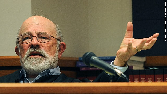 Montana judge says he made a mistake