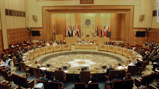 Arab League wants action on Syria