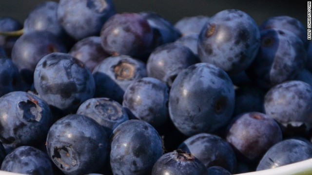Are blueberries good for your memory?
