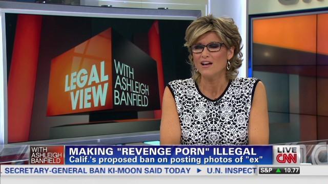 Making 'revenge porn' illegal