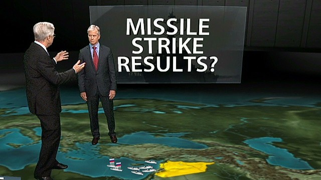 Variables to consider on Syria strike
