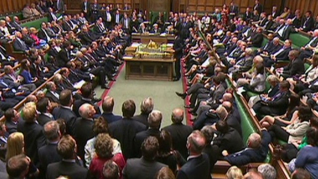UK lawmakers say 'No' to military action