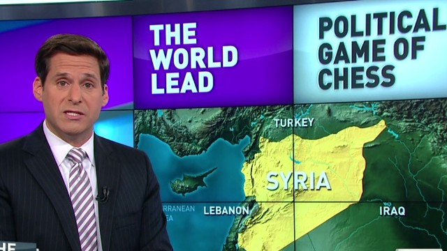 Analysis:Syria is a political chess game