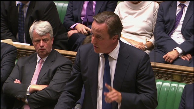 UK votes against action on Syria