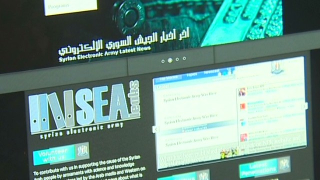 Syrian group claims it hacked newspaper