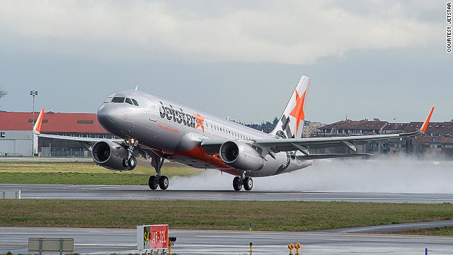 Pending government approval, Jetstar Hong Kong will launch later this year with 18 new Airbus 320-200 aircraft.