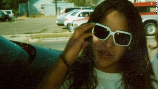 Cherice Moralez was 14 when she was raped by a teacher.