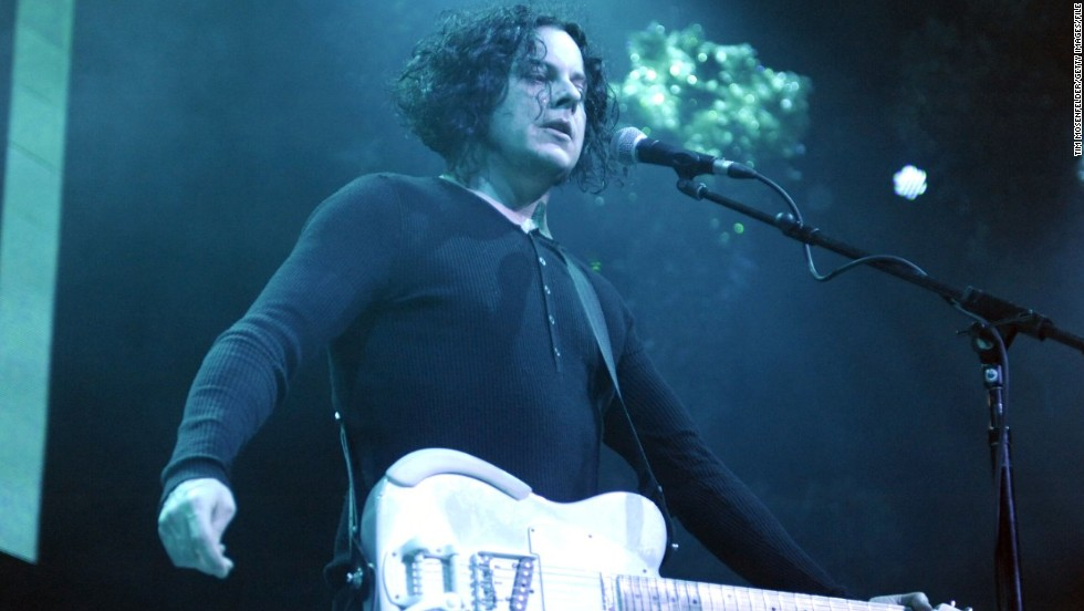 "When Jack White was performing at Radio City Music Hall in 2012, he decided to abruptly conclude the show after an hour on stage. Judging from the <a href=""http://www.buzzfeed.com/perpetua/jack-white-totally-pisses-off-new-york-crowd"" target=""_blank"">tweeted reactions of attendees</a>, he picked the wrong fans to walk out on. He is seen here at a performance later that year."
