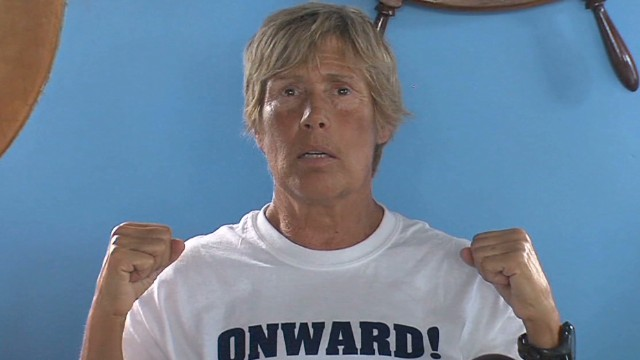Diana Nyad to try again