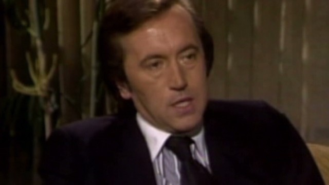 Journalist David Frost dies at 74