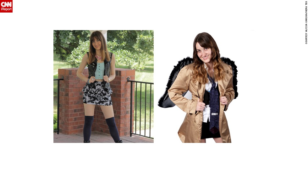 "<a href=""http://ireport.cnn.com/docs/DOC-1022072"">Alyssa Carson</a> is attending her third Dragon Con as ""Castiella,"" a female version of popular ""Supernatural"" character Castiel. ""What's special about cosplay to me is that not only is it fun, but it's also training for my career. I'm an actor and cosplaying gives me practice at staying in character, no matter what happens."""
