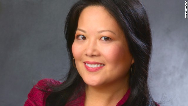 "Helen Wan hopes her novel, ""The Partner Track,"" will tell a modern story about race, class and gender in the workplace."