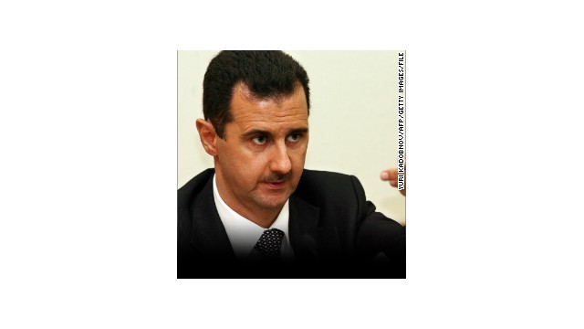 Al-Assad: Middle East is 'powder keg'