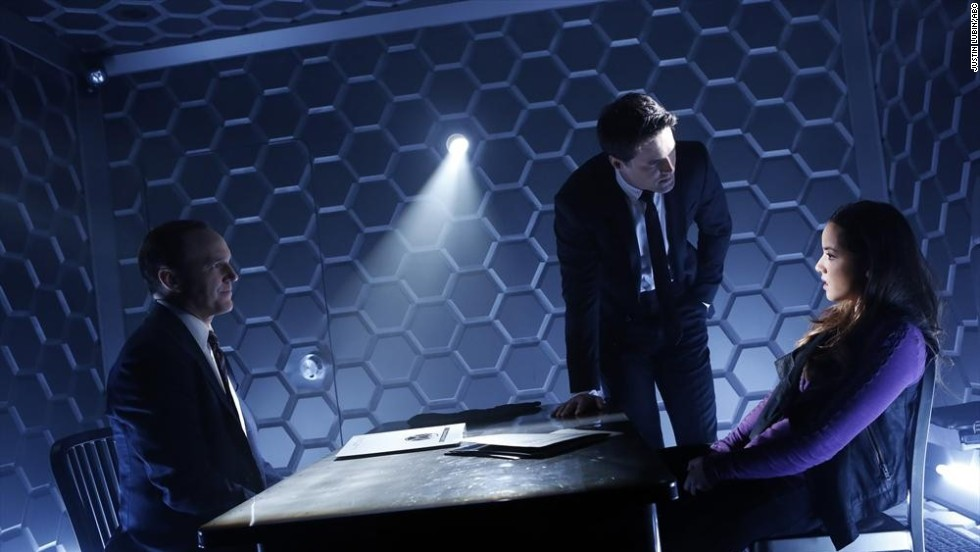 """<strong>""""Marvel's Agents of S.H.I.E.L.D"""":</strong> In Marvel's ongoing plot to take over the entertainment world, they've made room for this new show featuring Clark Gregg reprising his role as """"The Avengers' """" Agent Coulson. He oversees a cast of misfits who fight crime the old-fashioned way -- in a procedural, the producers told HitFix's Alan Sepinwall. Comic-Con crowds loved the pilot, but The New York Times' Brooks Barnes was less impressed, wondering if the show will go over with """"a broad, non-nerd audience."""" We shall see. (September 24, ABC)"""