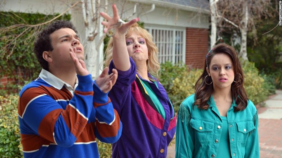 "<strong>""The Goldbergs"":</strong> For people who know their old radio and TV, it's hard to hear the title ""The Goldbergs"" without thinking of Gertrude Berg yelling, ""Yoo-hoo! Mrs. Bloom!"" But this new series, from Adam Sandler's production company, is about a 1980s suburban family with the usual dysfunctional issues, including an overbearing mother (Wendi McLendon-Covey), a hot-tempered dad (Jeff Garlin) and a Lothario grandfather (George Segal). It's based on the life of creator Adam F. Goldberg, who saved home videos he shot of his family. (September 24, ABC)"