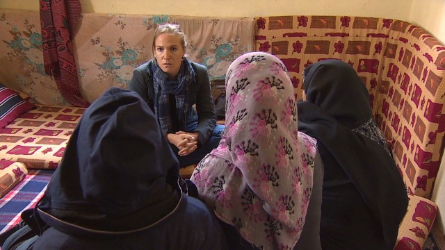 Syrian refugees at risk for rape