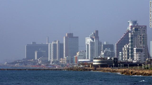 Tel Aviv -- modern Israel.
