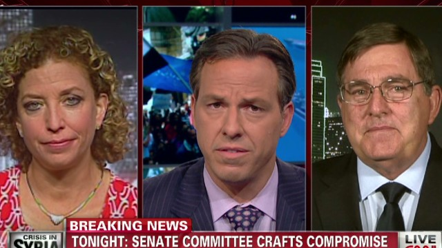 Representatives debate action in Syria