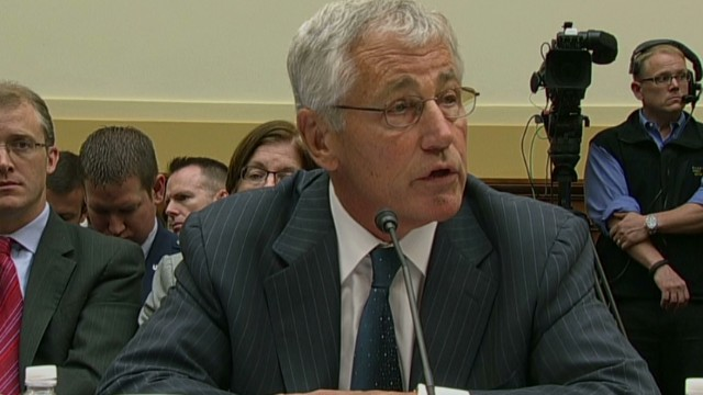 Hagel: 'U.S. forces ready to act'
