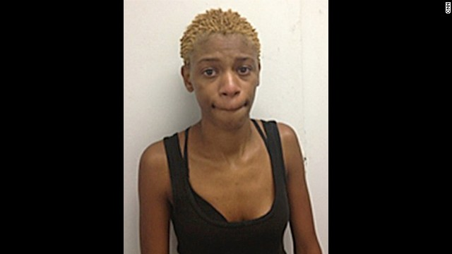 Helen Marie Newsome, 26, has been charged with first-degree attempted murder.