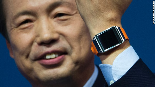 Galaxy Gear smartwatch a game changer?