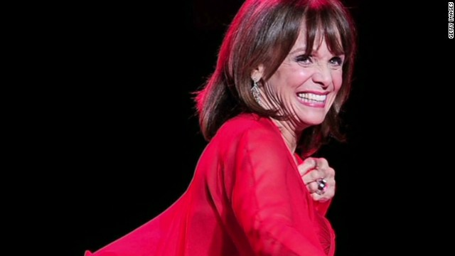 Valerie Harper: Ready for 'DWTS'