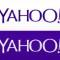 New Yahoo Logos