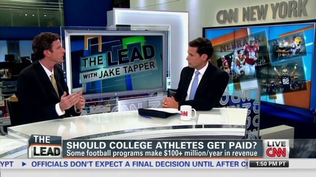 2013: Should college athletes get paid?
