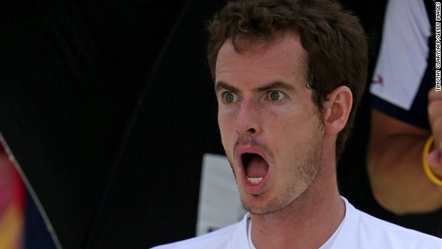Andy Murray knocked out of U.S. Open