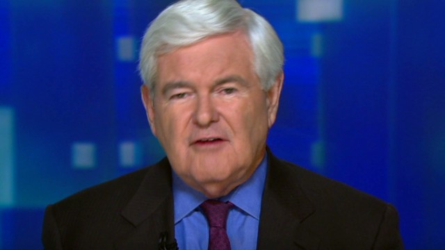 Gingrich on Syrian strategy: I'm opposed